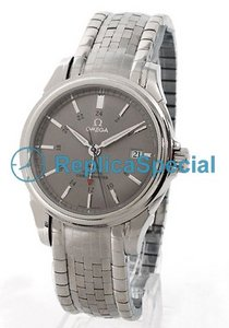 Omega De Ville 4533,41 Automaattinen Stainless Steel Asia Round Watch
