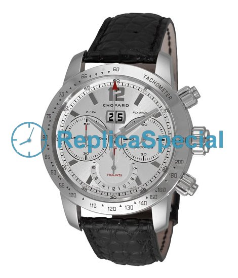 Chopard Mille Miglia 168998-3002 White Dial Bracelet Mens Watch