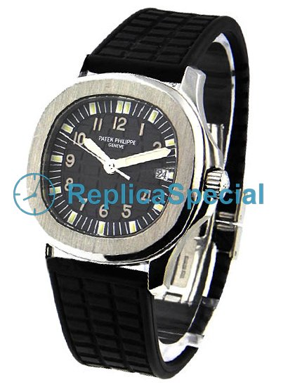 Patek Philippe Aquanaut 5064a Automatisk Stainless Steel Case Round Unisex Watch