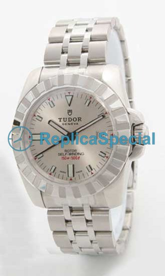 Tudor Glamour Date Lady TD20010SL Bracelet White Dial Automatic Watch
