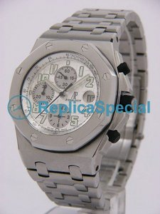Audemars Piguet Royal Oak Offshore 25721ST.OO.1000ST.07 Mens Automatic Polygon Orologio