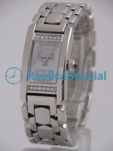 Audemars Piguet Deva Ladies 67361BC.ZZ.1180BC.03 White Dial Womens Quartz Watch