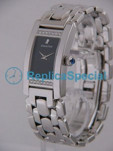 Audemars Piguet Deva Ladies 67364BC.Z.1156BC.03 Quartz Womens rektangel Watch