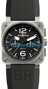 Bell Ross BR03 BR 03-94 Square RST Bralecet Automatic Mens Watch