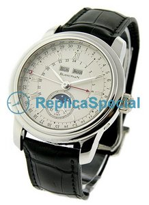 Blancpain Le Brassus 4276-3442A - 55B Platinum Kehys rannerengas Automatic Watch