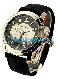 Blancpain L-Evolution 8805-1134-53B Stainless Steel Bezel Bracelet Quartz Watch