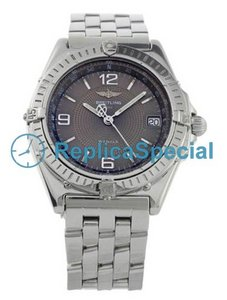 Breitling Wings A10050 Bracelet Automatic Mens Watch