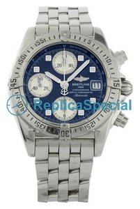 Breitling Headwind A13357 Automatic Stainless Steel Case Mens Bracelet Watch