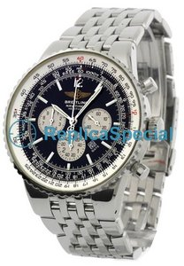 Breitling Navitimer A35340 Musta Dial Bracelet Automatic Kello