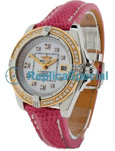 Breitling Ladies Models D7135653/A583 Stainless Steel Case Automatic Womens Watch
