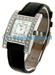 Chopard Your Hour 13/6621WMP White Dial Mens Automatic Bracelet Watch
