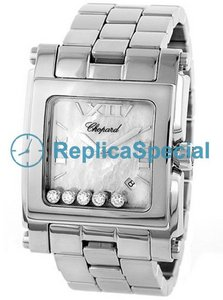 Chopard Happy 28/8467 Armband White Dial Herrenuhr