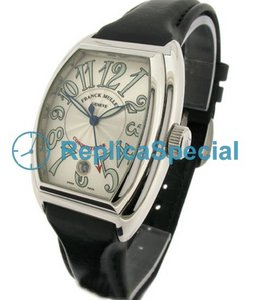 Franck Muller Casablanca FR - 0480P Mens Automatic Stainless Steel Case Watch