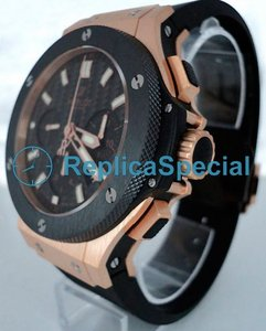 Hublot Big Bang Evolution 301.PM.1780.GR Mens Oro Rosso Caso Automatic Watch