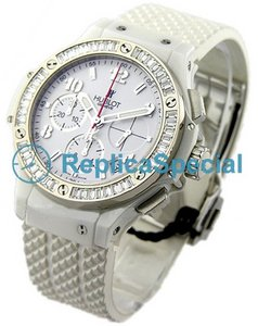 Hublot Big Bang Aspen 341.CW.230.RW.194 White Dial Mens Round Watch