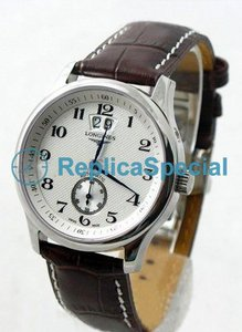 Cassa in acciaio Longines Master Collection L2.676.4.78.3 Acciaio Automatic Mens Watch
