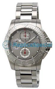 Longines Heritage L3.673.4.76.6 Mens Automatic Stainless Steel Stainless Steel Watch