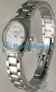 Longines Legend Diver L31324766 Silver Dial Stainless Steel Bralecet Womens Watch