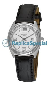 Longines Legend Diver L35094762 Round Silver Dial Stainless Steel Case Watch
