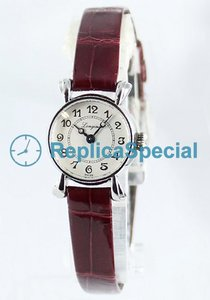 Longines Legend Diver L5.181.4.73.1 Leather Bralecet Round Silver Dial Watch