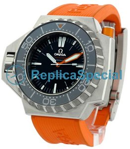 Omega Seamaster Ploprof 224.32.55.21.01.002 automatico Polygon Mens Watch