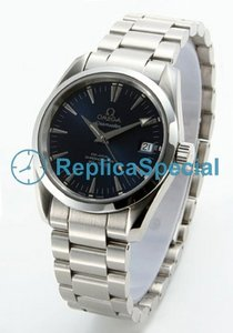 Omega Seamaster Aqua Terra 2504.80.00 Automatisk Round Mens Stainless Steel Bezel Watch