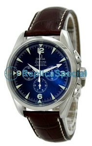 Omega Seamaster Aqua Terra 2812.52.37 Mens Black Dial Automatisk Round Watch