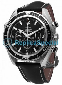 Omega Planet Ocean 2910.50.81 Automatic Stainless Steel Bezel Mens Watch