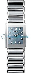 Rado Integral R20484202 Stainless Steel Asia Stainless Steel Bralecet Blue Dial Watch