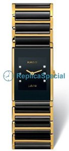 Rado Ceramica R20787752 Automatic Stainless Steel Bralecet Stainless Steel Bezel Watch