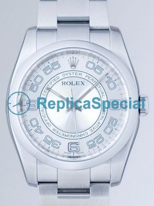 Rolex Oyster Date 116000 Cassa in acciaio acciaio inossidabile Oyster Bralecet Mens Watch
