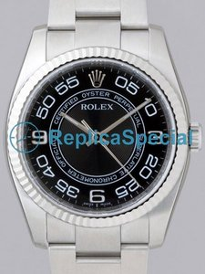 Rolex Oyster Date 116034 rotonda Automatic Mens Watch