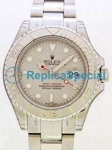 Rolex Yachtmaster 16622 Hopea Platina Dial Dial Mens Automatic Round Watch