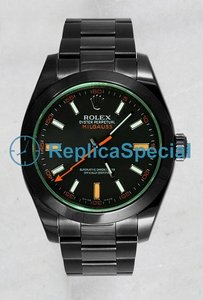 Rolex Milgauss 116400GV Round Automatic Mens Watch