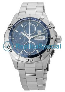 Tag Heuer Aquaracer CAF2012.BA0815 Swiss Automatic Mens Round Stainless Steel Case Watch