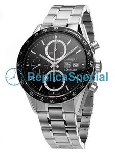 Tag Heuer Carrera CV2010.BA0794 RST Bralecet Mens Round Watch