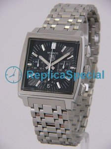 Tag Heuer Monaco CW2111.BA0780 Mens Stainless Steel Asia Automatic Watch