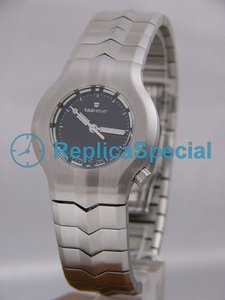 Tag Heuer Alter Ego WP1310.BA0750 Quartz Stainless Steel Bralecet Womens Watch