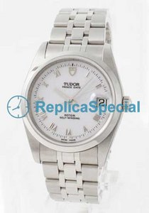 Tudor GranTour Date TD74000WHR5 Bracelet White Dial Stainless Steel Bezel Automatic Watch