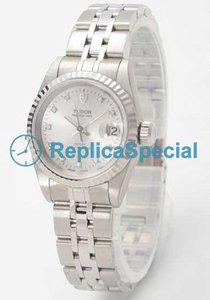 Tudor Glamour Date-Day Lady TD92414SL10P Stainless Steel Bezel Mens Automatic Watch